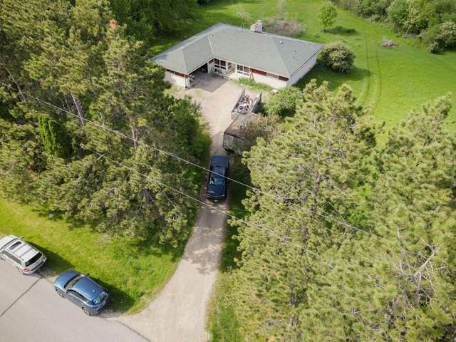 7338 Druid Lake Rd, Erin, WI 53027 (#1747977) :: RE/MAX Service First