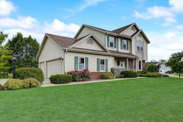 S78W17132 Ricco Ct, Muskego, WI 53150 (#1747985) :: RE/MAX Service First
