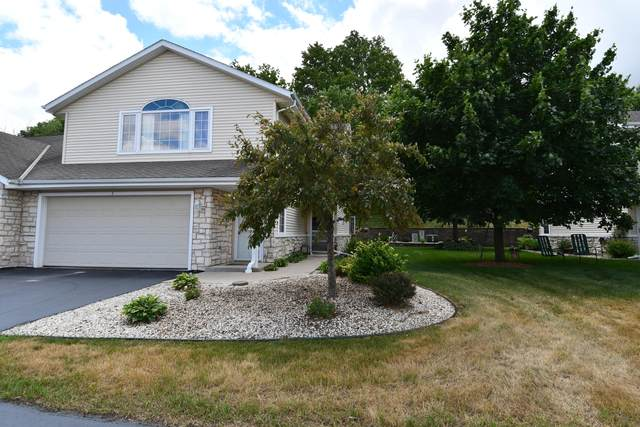 2445 Country Creek Cir #3, West Bend, WI 53095 (#1748046) :: EXIT Realty XL