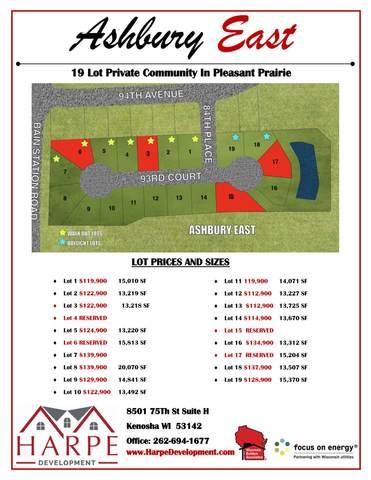 Lt13 Ashbury East, Pleasant Prairie, WI 53158 (#1748156) :: Keller Williams Realty - Milwaukee Southwest