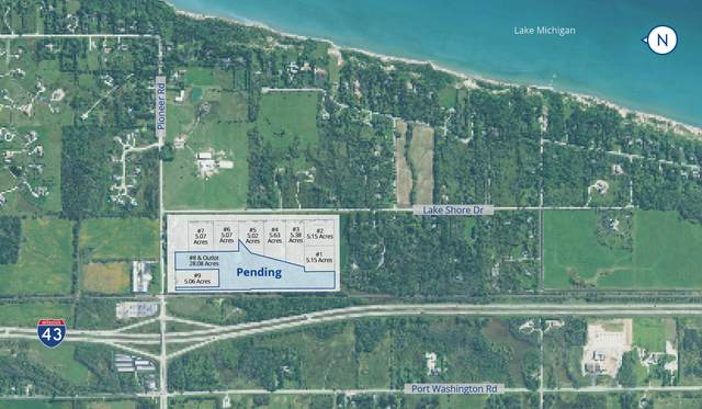 Lt6 N Lake Shore Dr, Mequon, WI 53097 (#1748211) :: Re/Max Leading Edge, The Fabiano Group