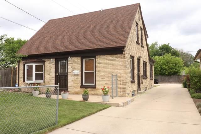 5214 W Villard Ave, Milwaukee, WI 53218 (#1748479) :: Keller Williams Realty - Milwaukee Southwest