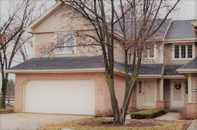 7550 W Tuckaway Creek Dr, Franklin, WI 53132 (#1748529) :: Keller Williams Realty - Milwaukee Southwest