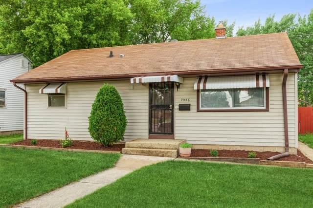 7026 W Villard Ave, Milwaukee, WI 53218 (#1748541) :: Keller Williams Realty - Milwaukee Southwest