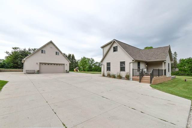 W192S6647 Hillendale Dr, Muskego, WI 53150 (#1748593) :: EXIT Realty XL