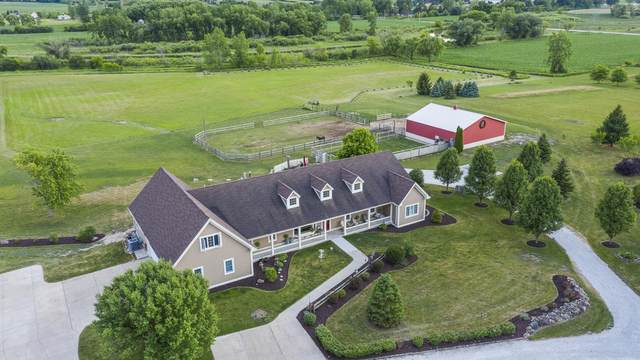 15645 88th St, Bristol, WI 53104 (#1748630) :: EXIT Realty XL
