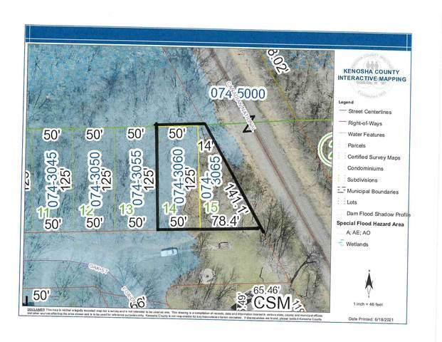 Lt14 Oak St, Salem Lakes, WI 53170 (#1748717) :: Tom Didier Real Estate Team