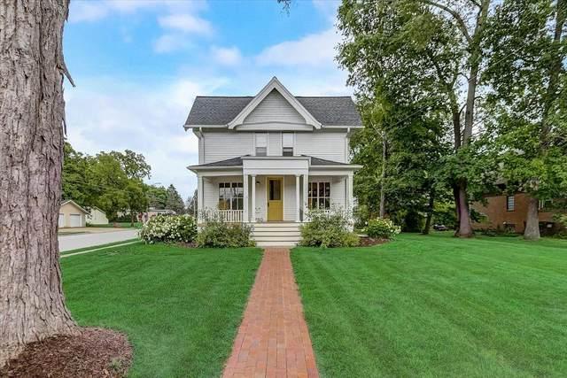 750 N Main St, Lake Mills, WI 53551 (#1748756) :: Tom Didier Real Estate Team