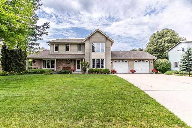 8634 54th Ave, Pleasant Prairie, WI 53158 (#1748761) :: Keller Williams Realty - Milwaukee Southwest