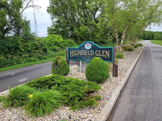 Lt5 Highfield Glen Dr, Linn, WI 53147 (#1748881) :: Keller Williams Realty - Milwaukee Southwest