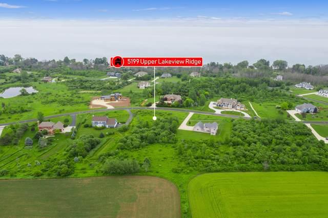 5199 Upper Lakeview Ridge Rd, Belgium, WI 53004 (#1749618) :: Keller Williams Realty - Milwaukee Southwest