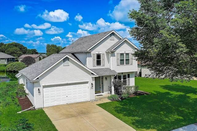 251 Stonefield Dr, Lake Mills, WI 53551 (#1750005) :: Tom Didier Real Estate Team