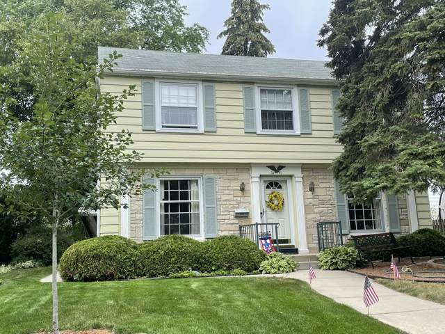 3341 S 47th St, Greenfield, WI 53219 (#1750789) :: EXIT Realty XL