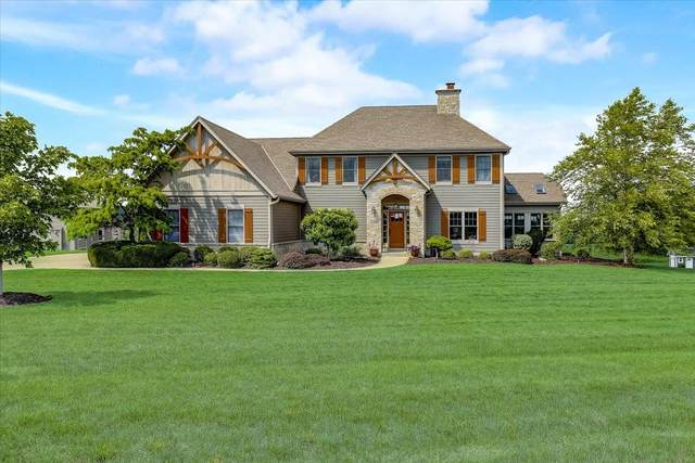 1180 Hickory Hill Pkwy W, Richfield, WI 53033 (#1750839) :: Re/Max Leading Edge, The Fabiano Group