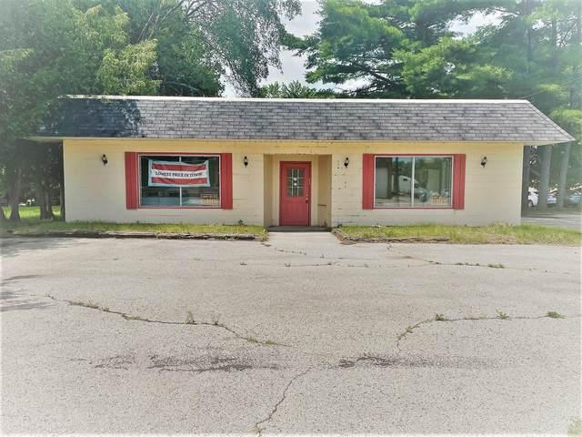 171 W Front St, Peshtigo, WI 54157 (#1751117) :: Keller Williams Realty - Milwaukee Southwest
