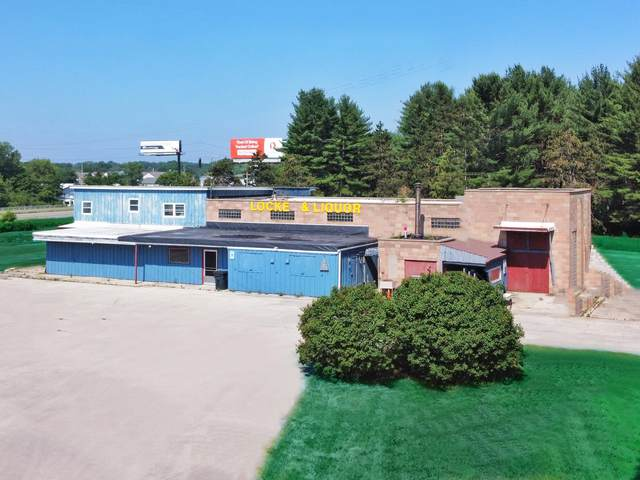 N6779 County Road A, Lake Mills, WI 53551 (#1751231) :: EXIT Realty XL