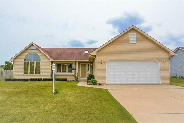 5931 Regency Hills Dr, Mount Pleasant, WI 53406 (#1752415) :: Tom Didier Real Estate Team