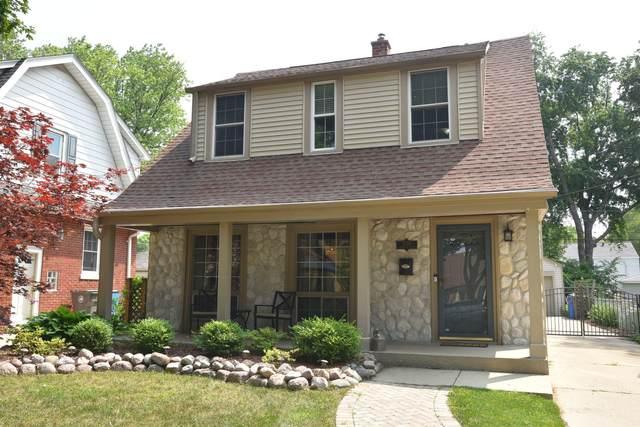 4750 N Berkeley Blvd, Whitefish Bay, WI 53211 (#1752709) :: OneTrust Real Estate
