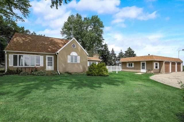 N5838 N County Road Dj, Oak Grove, WI 53039 (#1753108) :: OneTrust Real Estate