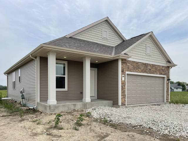 3615 Morris St, Caledonia, WI 53126 (#1753277) :: EXIT Realty XL