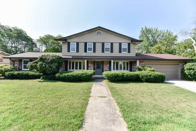 215 W Brown Deer Rd, Bayside, WI 53217 (#1753651) :: RE/MAX Service First