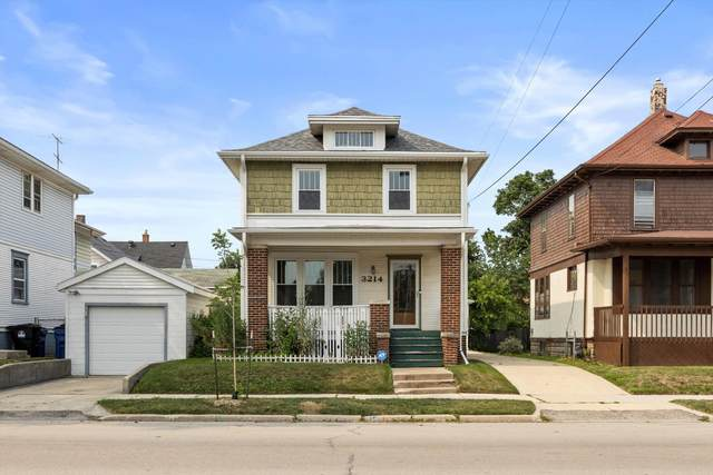3214 Kinzie Ave, Racine, WI 53405 (#1753659) :: OneTrust Real Estate