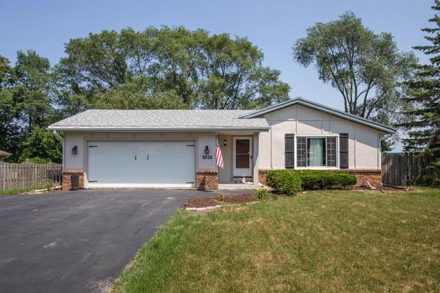 4638 S 109th St, Greenfield, WI 53228 (#1753955) :: RE/MAX Service First