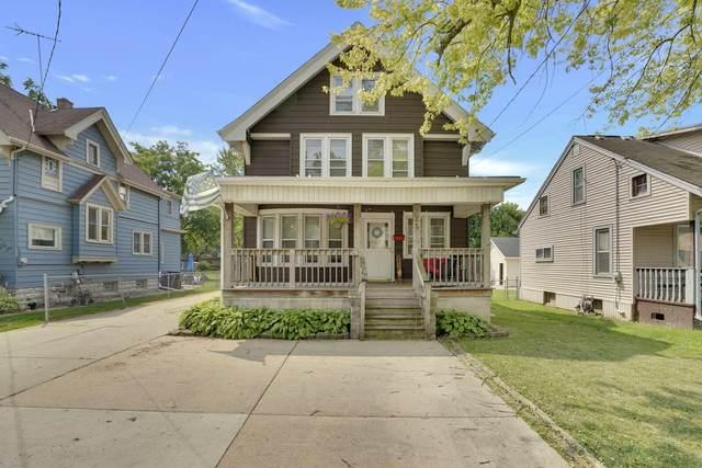 921 E Moreland Blvd, Waukesha, WI 53186 (#1754294) :: Keller Williams Realty - Milwaukee Southwest