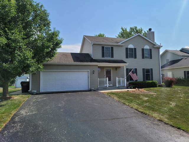 2835 Frontier Dr, Caledonia, WI 53404 (#1754339) :: RE/MAX Service First