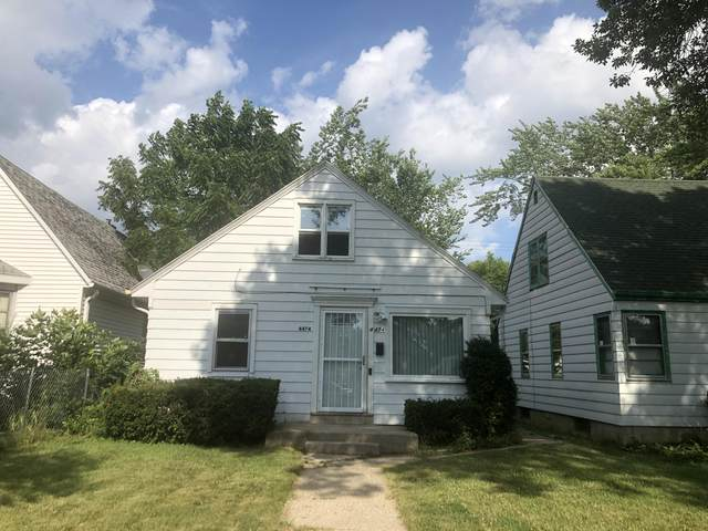4474 N 38th Street, Milwaukee, WI 53209 (#1754350) :: RE/MAX Service First