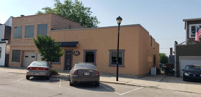 121 W Main St, Campbellsport, WI 53010 (#1754435) :: EXIT Realty XL