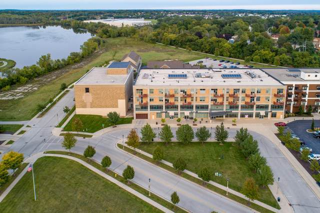 705 Village Green Way #305, West Bend, WI 53090 (#1754456) :: EXIT Realty XL