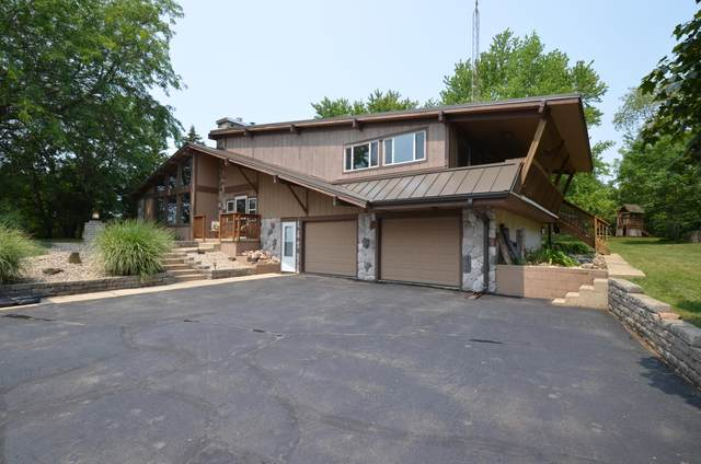 8765 E County Road N, Lima, WI 53563 (#1754464) :: OneTrust Real Estate