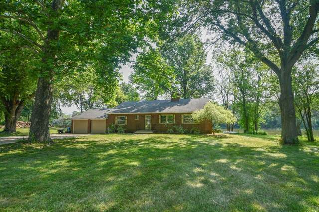 N3752 County Road K, Jefferson, WI 53549 (#1754483) :: EXIT Realty XL