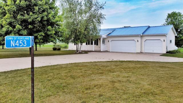 N453 State Road 89, Portland, WI 53594 (#1754554) :: EXIT Realty XL