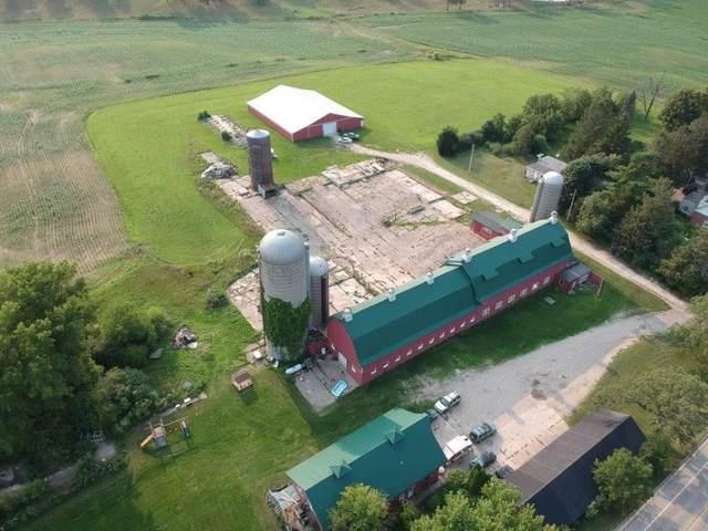 N1185 N Highway 120 N1193, Linn, WI 53147 (#1754561) :: Tom Didier Real Estate Team