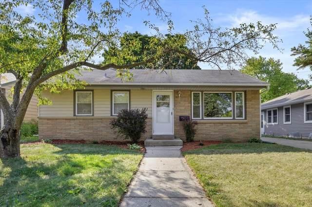 181 S Porter Ave, Waukesha, WI 53186 (#1754584) :: Keller Williams Realty - Milwaukee Southwest