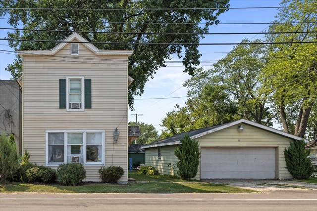 107 N 2nd Street, Salem Lakes, WI 53170 (#1754605) :: RE/MAX Service First