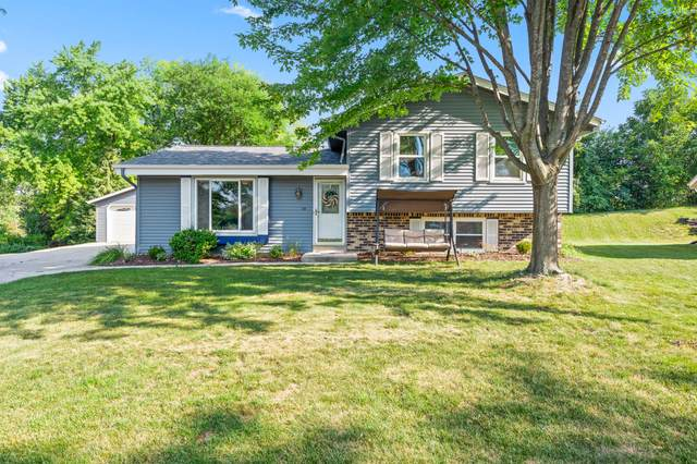 1118 Greenmeadow Dr, Waukesha, WI 53188 (#1754779) :: RE/MAX Service First