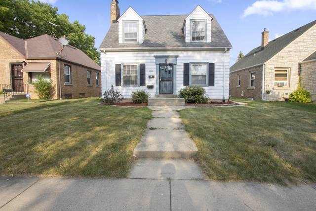 4872 N 40th, Milwaukee, WI 53209 (#1754855) :: Re/Max Leading Edge, The Fabiano Group