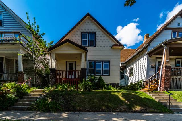 2911 N Fratney St. 2911A, Milwaukee, WI 53212 (#1754884) :: Re/Max Leading Edge, The Fabiano Group