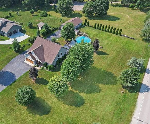 W508 Highland Rd, Bloomfield, WI 53128 (#1754904) :: EXIT Realty XL