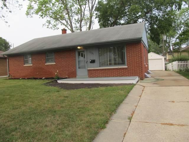 1731 Lathrop Ave., Racine, WI 53405 (#1754909) :: EXIT Realty XL