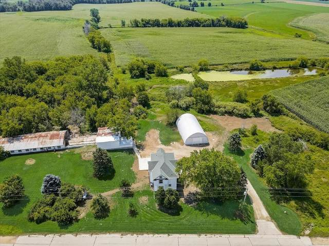W745 State Road 33, Herman, WI 53027 (#1754994) :: RE/MAX Service First