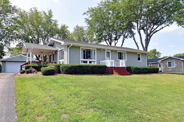 1825 Pheasant Ave, Twin Lakes, WI 53181 (#1755091) :: Keller Williams Realty - Milwaukee Southwest
