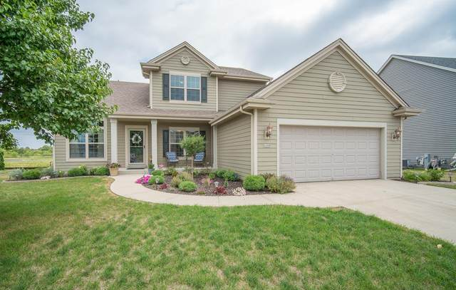 1658 Thomas Dr, East Troy, WI 53120 (#1755155) :: RE/MAX Service First