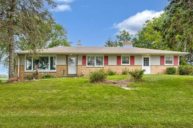 24820 County Line Rd, Dover, WI 53139 (#1755160) :: Tom Didier Real Estate Team