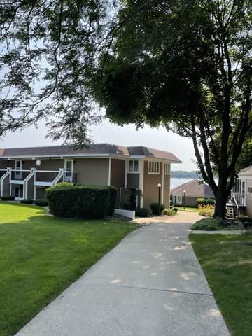 2501 S Browns Lake Dr D-6, Burlington, WI 53105 (#1755195) :: Tom Didier Real Estate Team