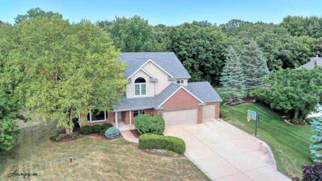 11101 233rd Ave., Salem Lakes, WI 53179 (#1755222) :: Tom Didier Real Estate Team