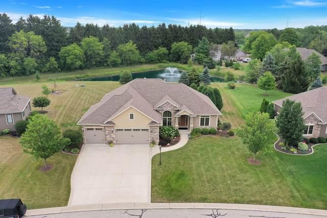2023 Carlas Way, Mount Pleasant, WI 53406 (#1755241) :: Tom Didier Real Estate Team